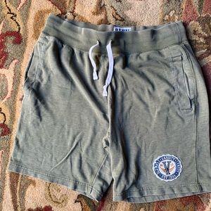 Men's Old Navy Green Athletic Shorts